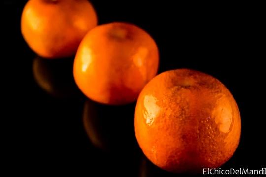 Mandarina caramelizada