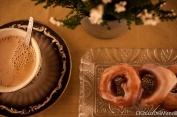 Rosquillas glaseadas